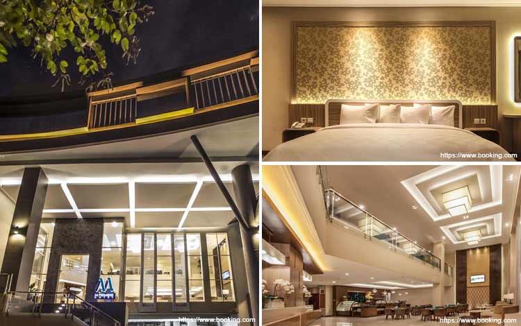 Hotel Bagus dan Murah di Bandung - M Premiere Hotel