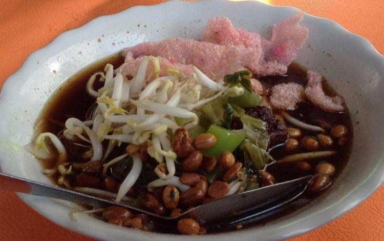 Makanan dan Minuman Khas Jakarta - Bubur Ase