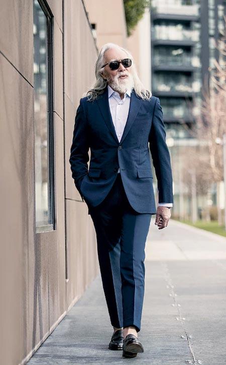 Model Tertua Di Dunia - Wang Deshun
