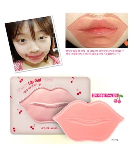 Produk Kecantikan Yang Aneh - Lip Care Gel Patch