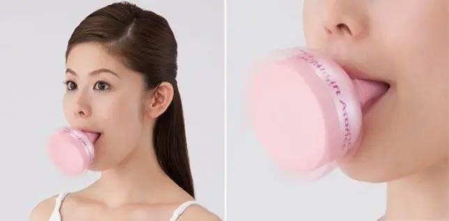Produk Kecantikan Yang Aneh - Facial Lift at Once Face Trainer