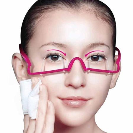 Produk Kecantikan Yang Aneh - Eyelid Trainer
