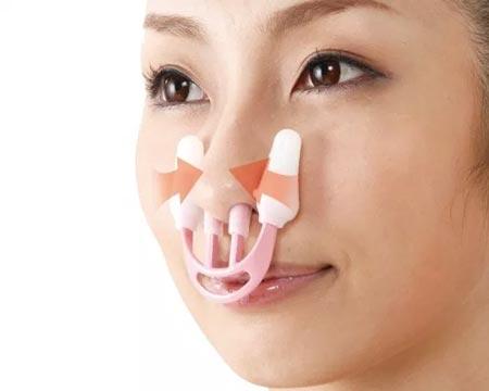 Produk Kecantikan Yang Aneh - Hana Tsun Nose Straightener