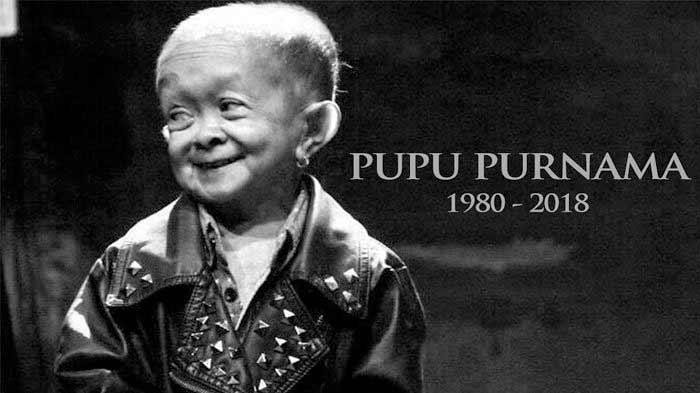 Daftar Artis Indonesia Dan Dunia Yang Meninggal Ditahun 2018 - Pupu Purnama