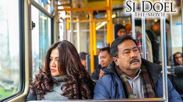10 Film Indonesia Dengan Penonton Terbanyak Selama 2018 - Si Doel the Movie