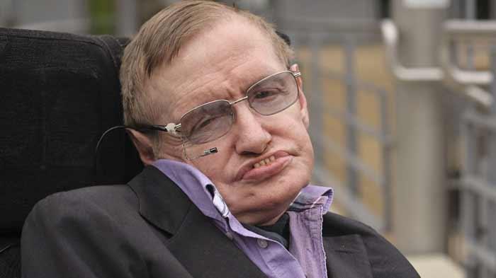 Daftar Artis Indonesia Dan Dunia Yang Meninggal Ditahun 2018 - Stephen Hawking