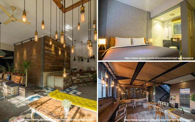 Hotel Bagus dan Murah di Bandung - Summerbird Bed and Brasserie
