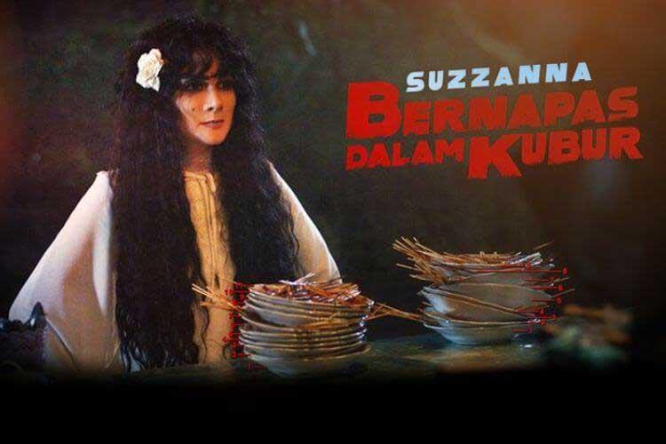 10 Film Indonesia Dengan Penonton Terbanyak Selama 2018 - Suzzanna: Bernapas Dalam Kubur
