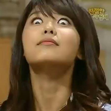 Idol Kpop tertangkap Kamera Berwajah Jelek - Sooyoung SNSD