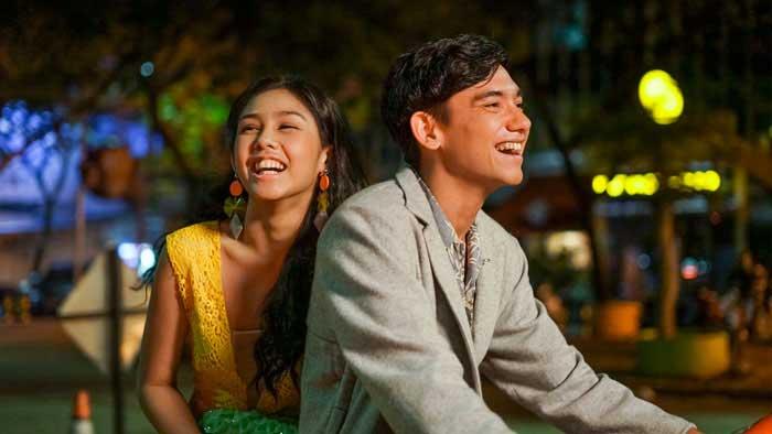 10 Film Indonesia Dengan Penonton Terbanyak Selama 2018 - #Teman Tapi Menikah