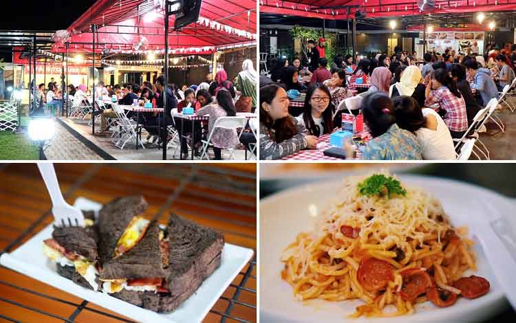 Tempat Nongkrong Di Jakarta Paling Asik - Warung Nagih