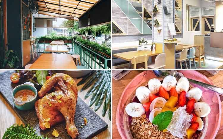 Tempat Nongkrong Di Jakarta Paling Asik - Maple And Oak