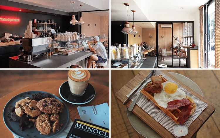 Tempat Nongkrong Di Jakarta Paling Asik - Woodpecker Coffee