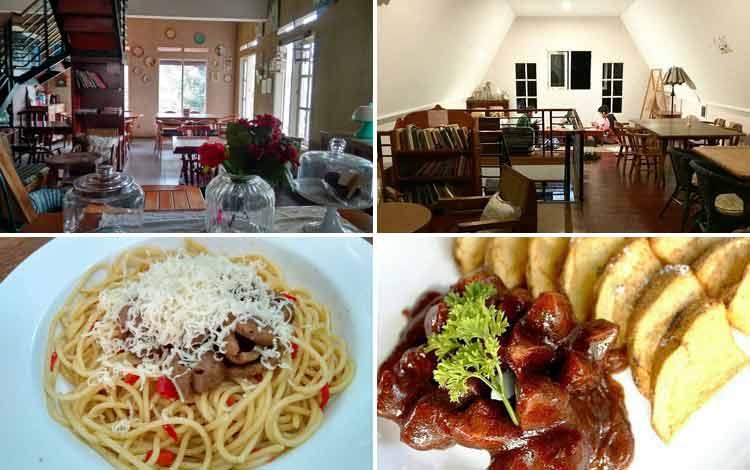 Tempat Nongkrong di Bandung - Little Wings Cafe