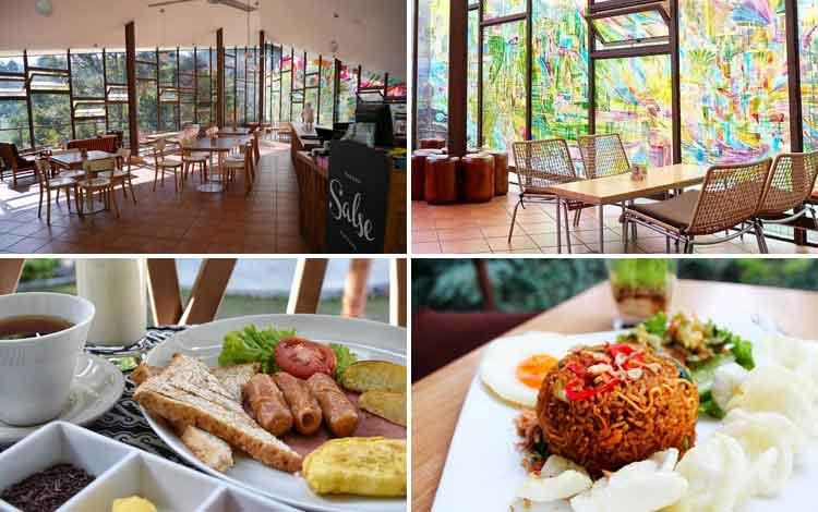 Tempat Nongkrong di Bandung - Warung Salse