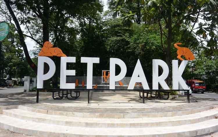 Tempat Nongkrong di Bandung - Pet Park