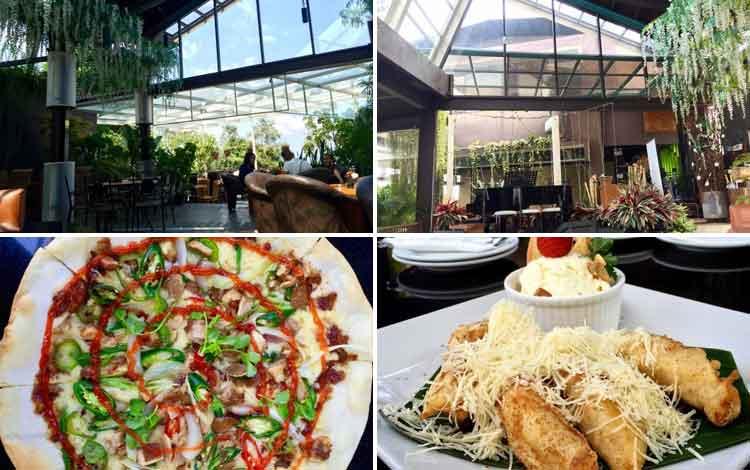 Tempat Nongkrong di Bandung - Cocorico Cafe Bandung