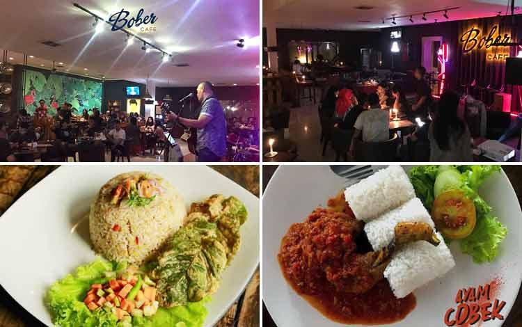 Tempat Nongkrong di Bandung - Bober Cafe