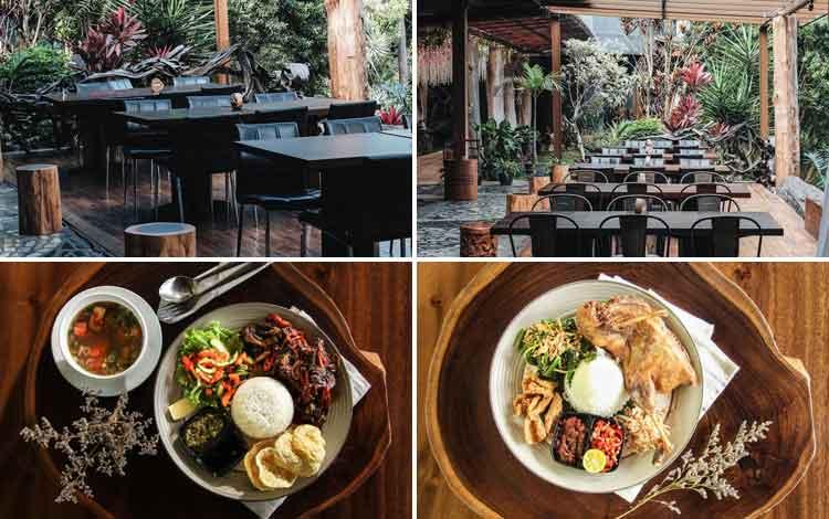 Tempat Nongkrong di Bandung - Congo Cafe & Resto