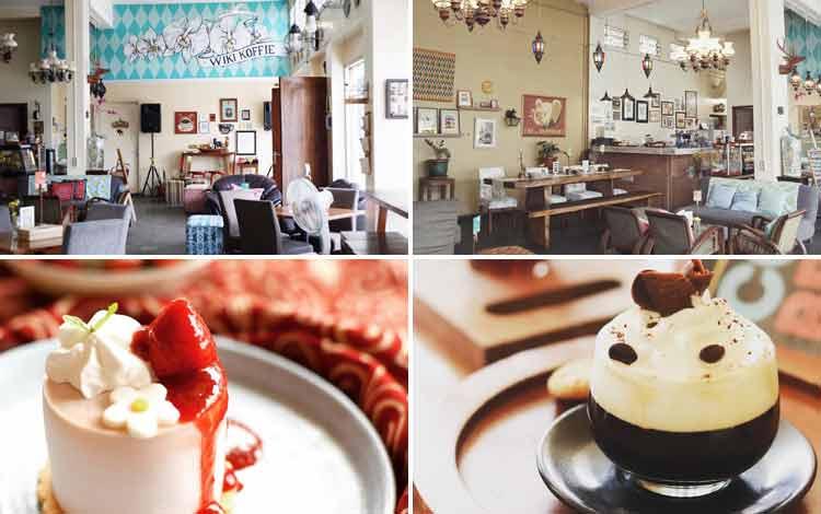 Tempat Nongkrong di Bandung - Wiki Koffie