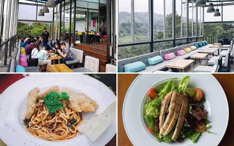 Tempat Nongkrong di Bandung - Lawangwangi