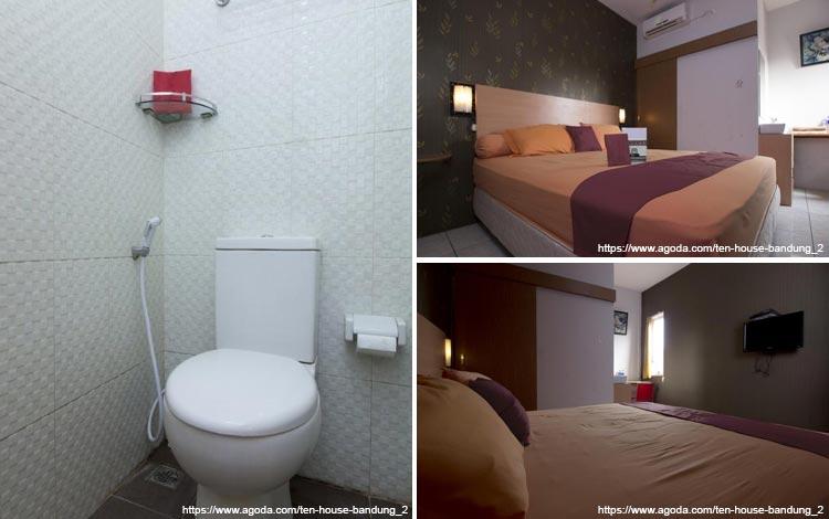 Hotel Bagus dan Murah di Bandung - Ten House Bandung