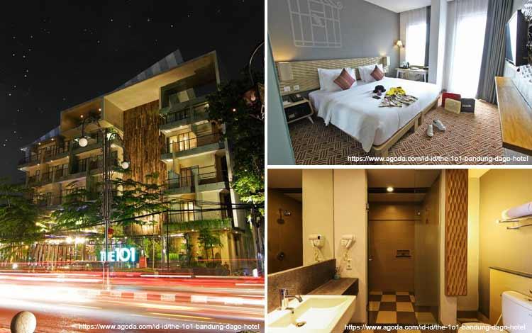 Hotel Bagus dan Murah di Bandung - The 101 Dago