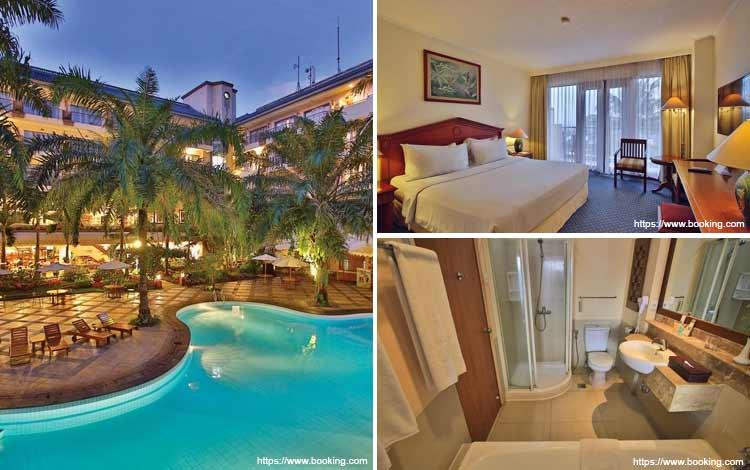 Hotel Bagus dan Murah di Bandung - The Jayakarta Bandung Suite Hotel & Resort