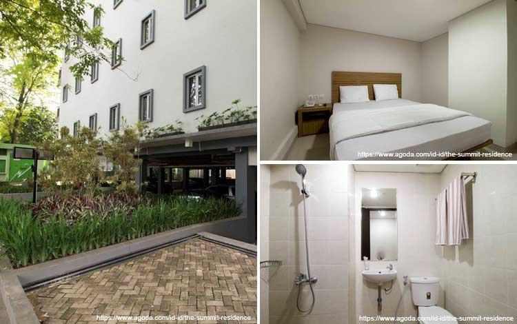 Hotel Bagus dan Murah di Bandung - The Summit Residence