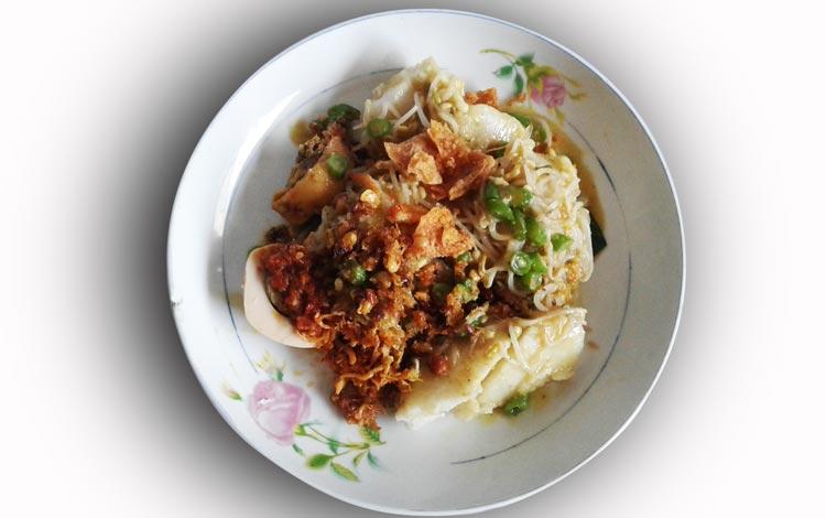 Makanan dan Minuman Khas Bali - Tipat Blayag