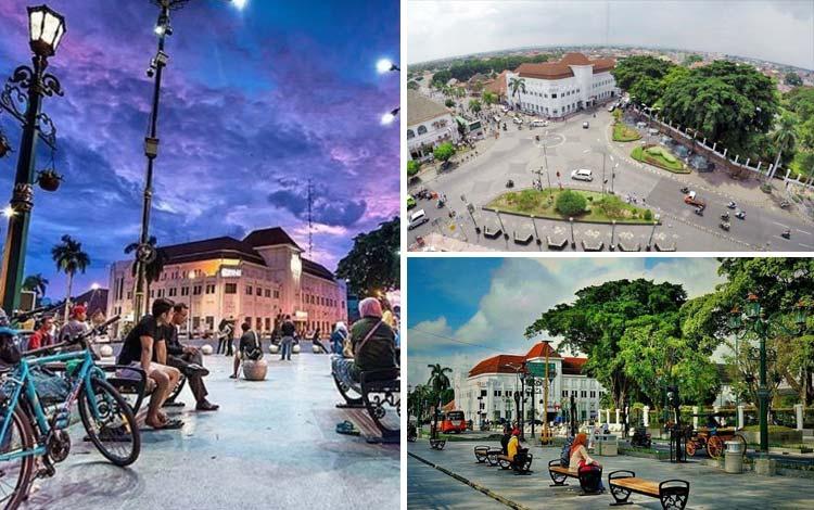 Tempat Nongkrong di Jogjakarta - Titik Nol Kilometer