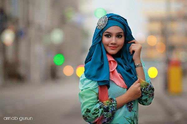 Trend Baju Muslim 2019 - Gaya Hijab Leyering