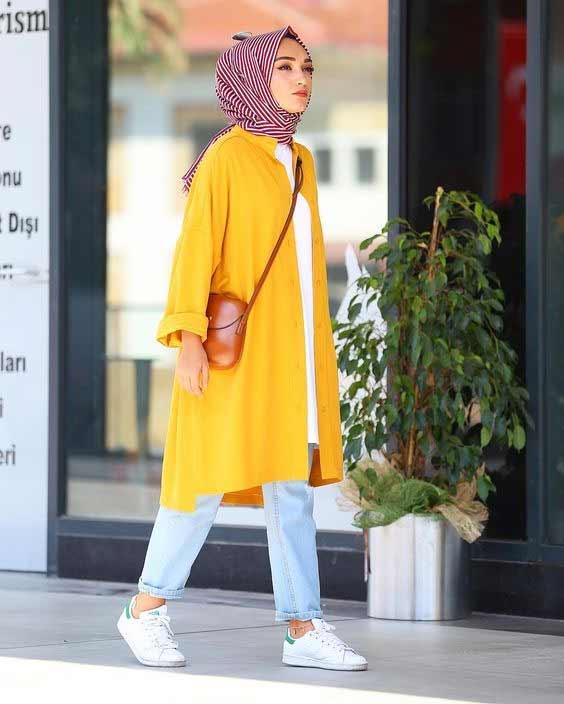 Trend Baju Muslim 2019 - Hijab Ala Turki