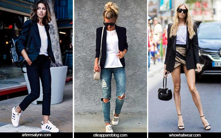Trend Fashion Wanita 2019 - Black Blazer