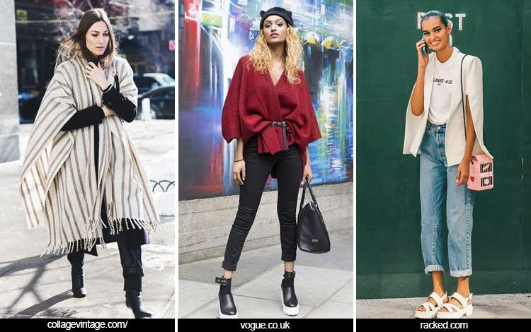 Trend Fashion Wanita 2019 - Capes
