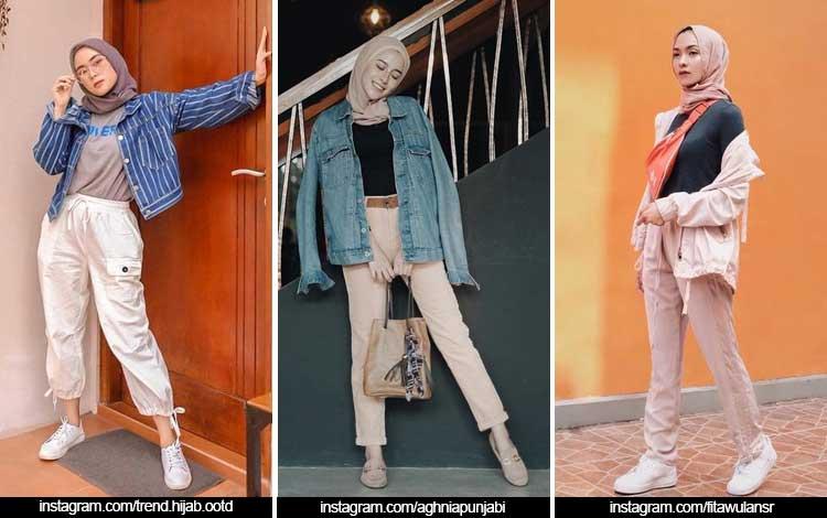 Trend Fashion 2019 - Hijab street style