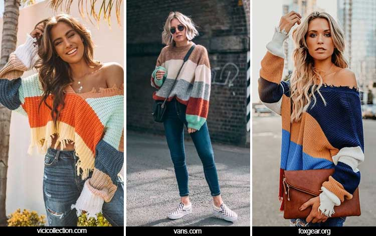 Trend Fashion Wanita 2019 - Knit wear