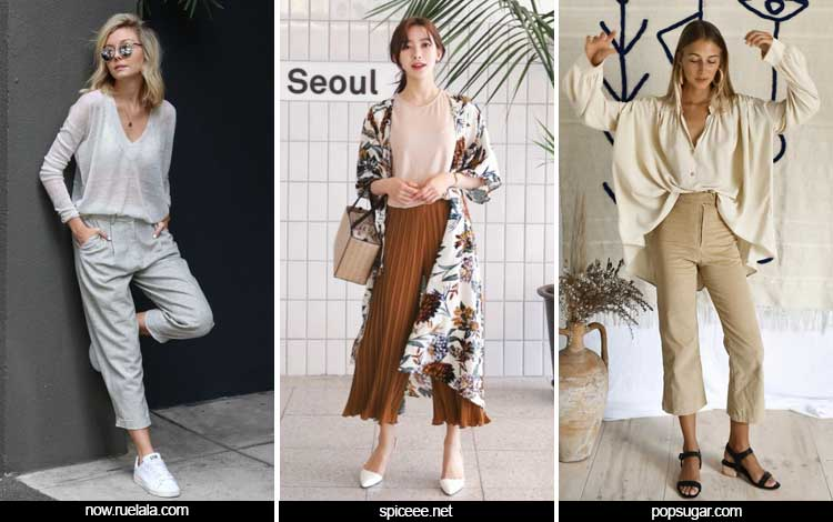 Trend Fashion Wanita 2019 - Neutrals