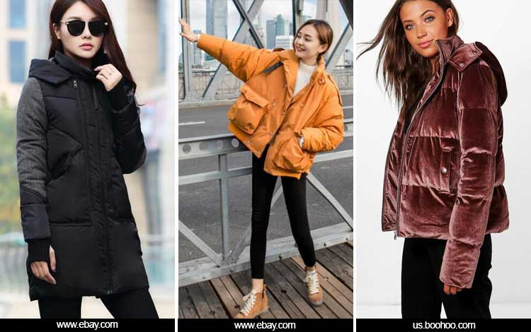 Trend Fashion Wanita 2019 - Padded jackets