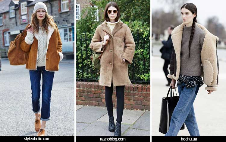 Trend Fashion Wanita 2019 - Sheep skin