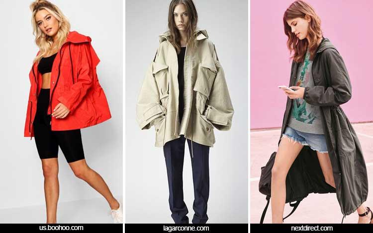 Trend Fashion Wanita 2019 - Parkas
