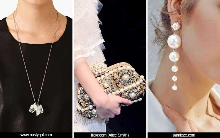 Trend Aksesoris 2019 - Aksesoris serba berlian dan kristal