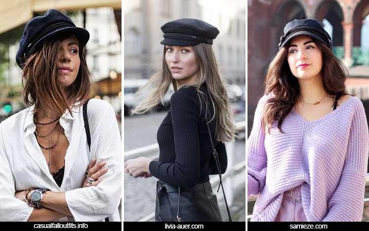 Trend Aksesoris 2019 - Baker Boy Hats