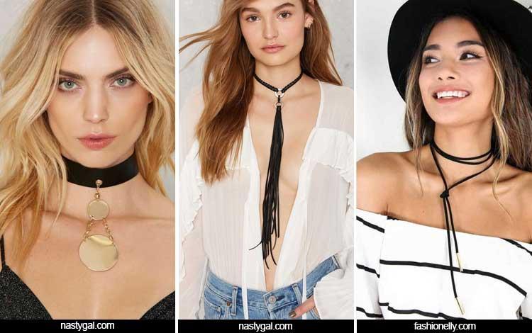 Trend Aksesoris 2019 - Chokers
