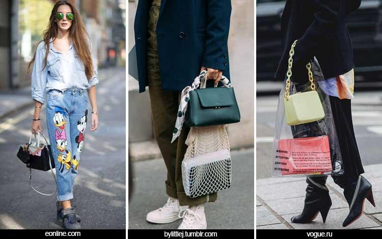 Trend Aksesoris 2019 - Double Bag