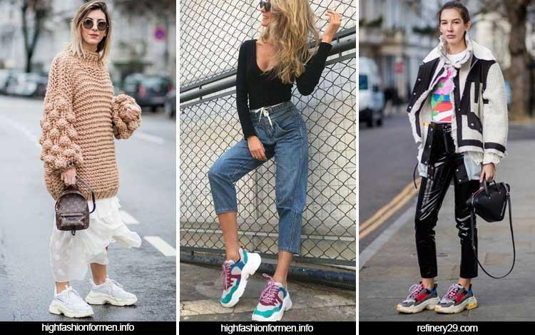 Trend Aksesoris 2019 - Futuristic Sneakers