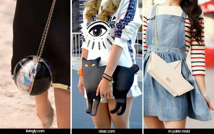 Trend Aksesoris 2019 - Unique Bags