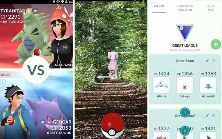 Daftar Aplikasi Android Penyedot Baterai Terboros Pokemon Go