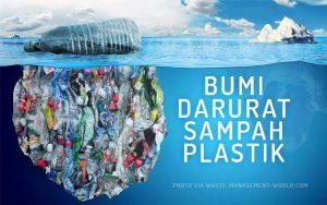 Bumi Darurat Sampah Plastik
