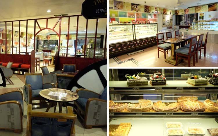 Tempat Nongkrong di Jogjakarta - Cinema Bakery